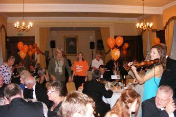 Mayor's dinner event, Antrobus House, Amesbury