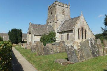 Elektra – Great Rissington Church, Cotswolds